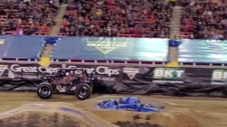 Monster Jam Monster Truck Son of Grave Digger