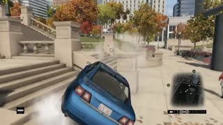 Watch_Dogs - 4 Minutes of Fail/Funny bugs and Glitches - Video