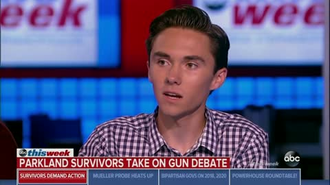 Parkland Shooting Survivor Blasts NRA for 'Pretending Not to Own Politicians'