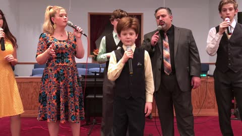 Everson FAMILY A Cappella - He Will Carry You