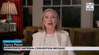 Hillary Clinton - Full Democratic National Convention Message