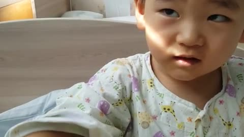 Adorable Baby's Pain Will Melt Your Heart