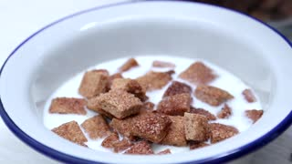 How to make homemade cinnamon breakfast cereal