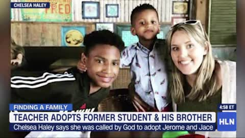 Teacher Almost Quit Because of Boy Who Misbehaved in Her Class. Then She Adopted Him
