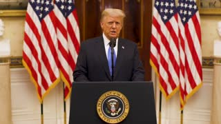 Farewell Address of President Donald J. Trump 2020
