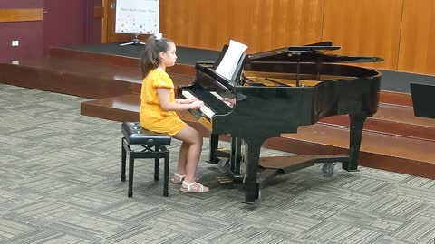 Jolanda - Piano Recital - March 2021