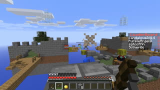 Minecraft Skywars PvP - Video