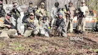 Hillbilly airsoft game day teams