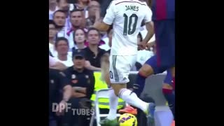 VIDEO: Neymar owns James Rodriguez