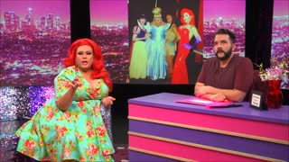 Hey Qween! BONUS: Delta Work Plays THE LOOK GOES AS FOLLOWS - Video