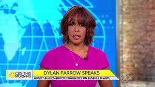 Dylan Farrow Opens Up About Woody Allen's Alleged Sexual Abuse in First TV Interview - Video