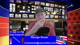FIREFOXNEWS ONLINE™ Jan. 10th, 2021 Special Off Night Broadcast