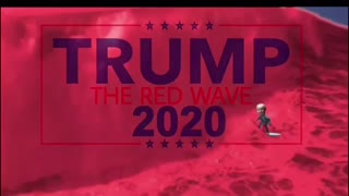 Trump 2020 Red Wave