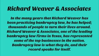 Dallas bankruptcy lawyers - Video