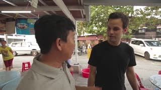 The Best Hawker Food in the World: Penang, Malaysia - Video