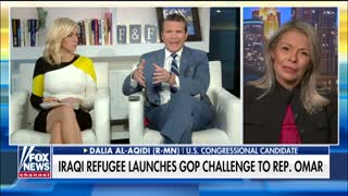 Former Iraqi refugee trying to unseat Ilhan Omar