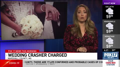 Suspected serial wedding crasher caught again stealing money, gifts: Police