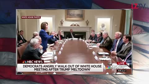 Nancy Pelosi's Outrageous Finger-pointing Photo Op