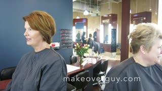 MAKEOVER: I Want To Feel Good About Myself, by Christopher Hopkins, The Makeover Guy® - Video