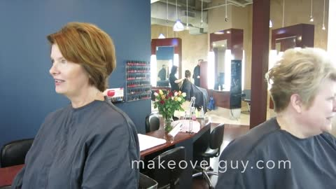 MAKEOVER: I Want To Feel Good About Myself, by Christopher Hopkins, The Makeover Guy®