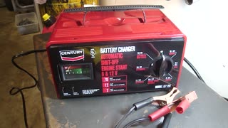 Review of Century Battery Charger