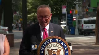 Senator Chuck Schumer Gaslighting After Amy Coney Barrett Nomination