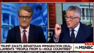 Morning Joe: 'Evil' Nazi-Lover Trump Wants 'Aryan' Immigration Policy - Video