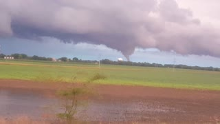 Rantoul Illinois Tornado - Video