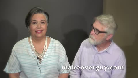 A MAKEOVERGUY® Makeover: She Feels 10 Years Younger