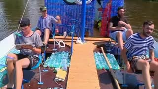 Putting plastic to the pedal - Video