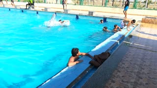 Swimming Pool For Boys