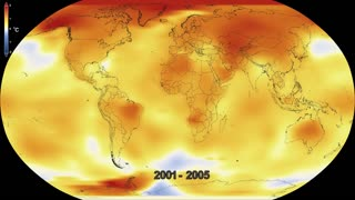 Climate Change Time Lapse - Video