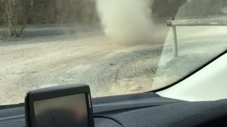 Dust Devil Wiltshire - Video