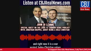 CBJ Real News Show (Part 115): #1 Attitude to Save America