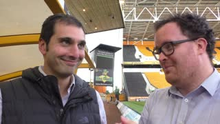 Tim Spiers and Nathan Judah on Wolves win - Video