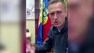Navalny condemns 'lawlessness' of court hearing