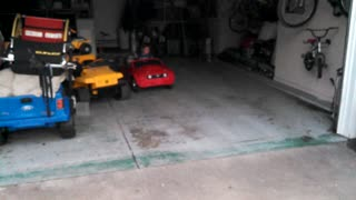 Toy Car With Tons of Power