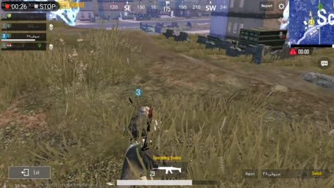 Using Scar Weapon To Get Last Kill ' Chicken Dinner ' pubg game
