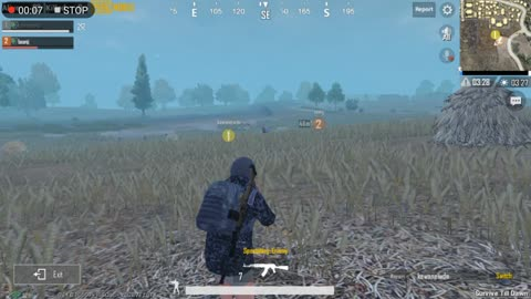 Skilled Guy Killing Zombies In Pubg Game