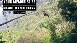 Never Let Your Memories Be Greater Than Your Dreams