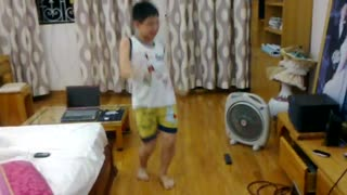 Oh - SNSD cute boy dance - Video