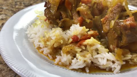 Turkey Curry Made Easy
