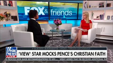 'Fox & Friends' Defend Mike Pence: 'What's Wrong With a Man Who Doesn't Want to Cheat on His Wife'