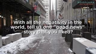 To Combat The Bad News, These Concerned Citizens Share Their Good News - Video