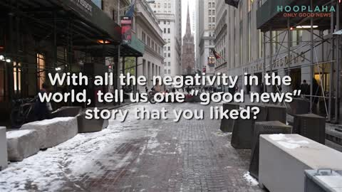 To Combat The Bad News, These Concerned Citizens Share Their Good News