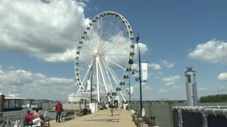 Capital Wheel Offers Washington A Unique View - Video