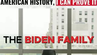 Don JR. Bidens the most corrupt political family