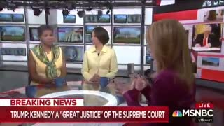 Former Dem Rep calls for party to 'throw down' in response to Trump's SCOTUS nominee - Video