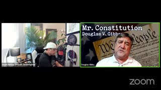 4.13.21 Patriot Streetfighter W/ Mr Constitution Douglas V Gibbs on Your Rights