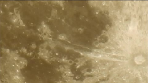 Beautiful Celestial Body (Our Moon)